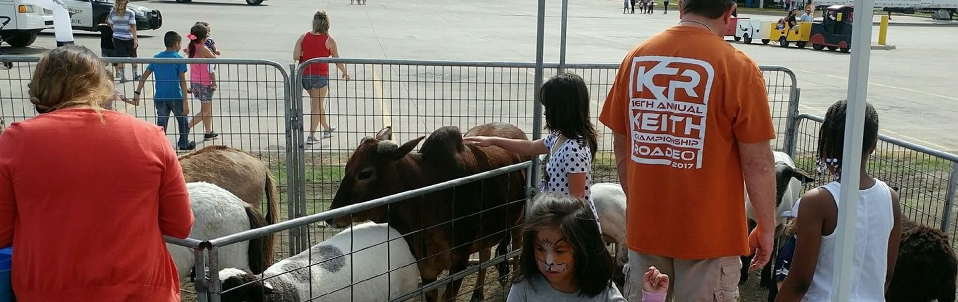 Mobile Petting Zoo